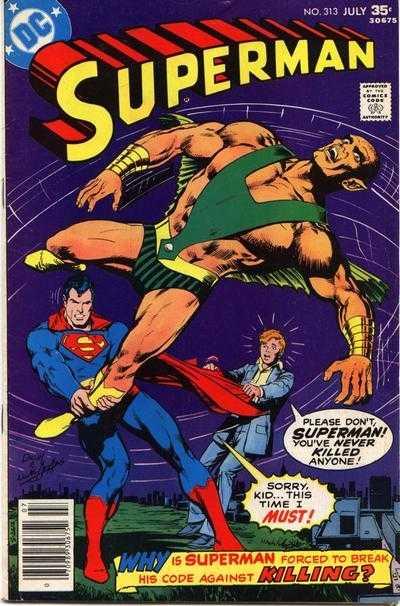 Superman #313
