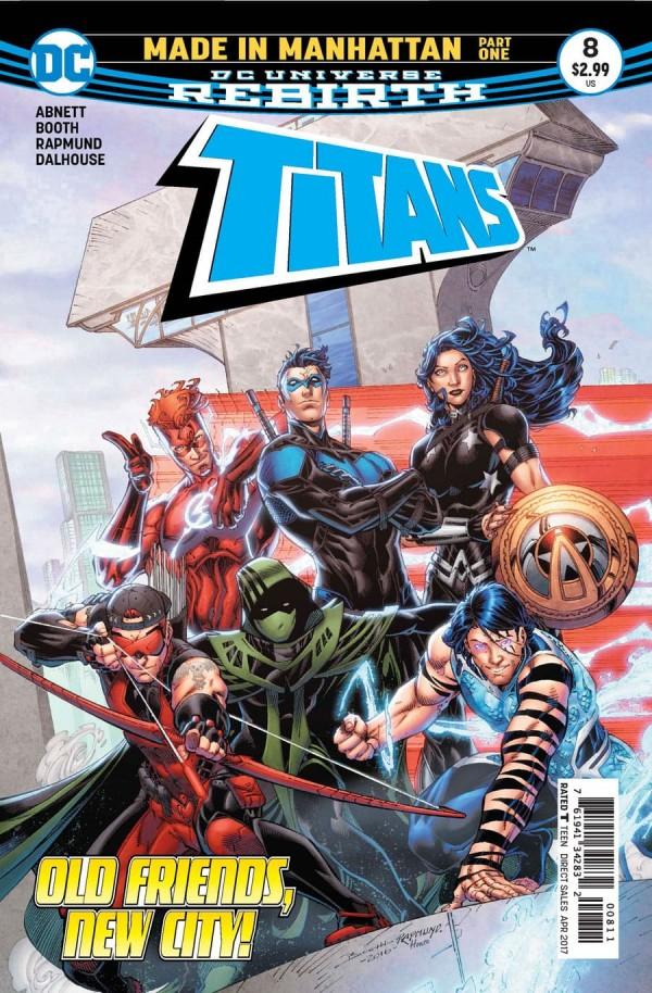 Titans #8