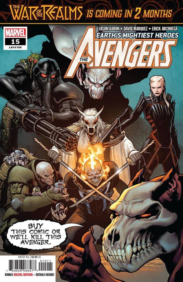 The Avengers #15