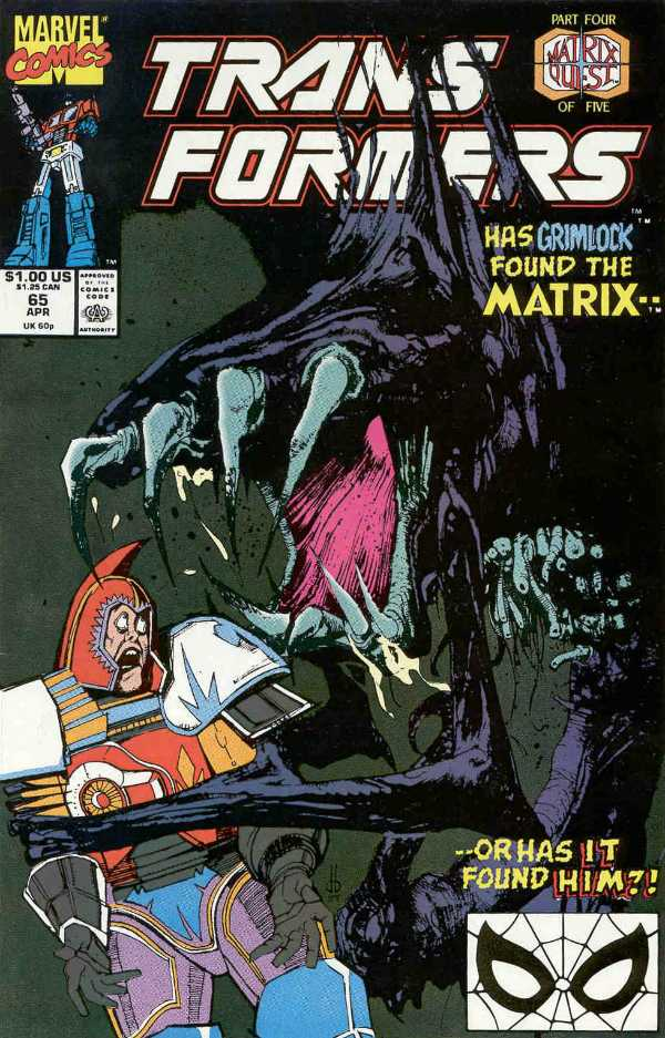 The Transformers #65