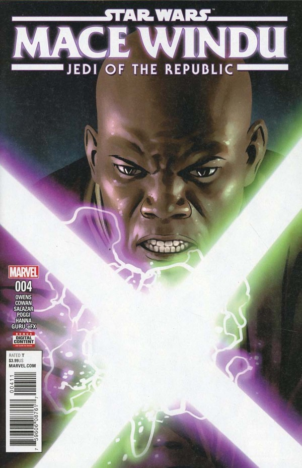 Star Wars: Jedi of the Republic - Mace Windu #4