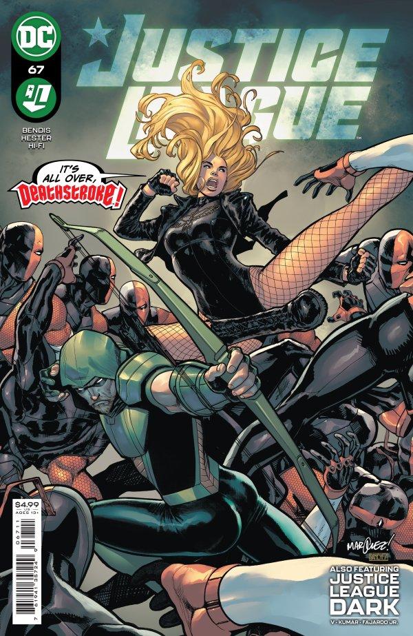 Justice League #67
