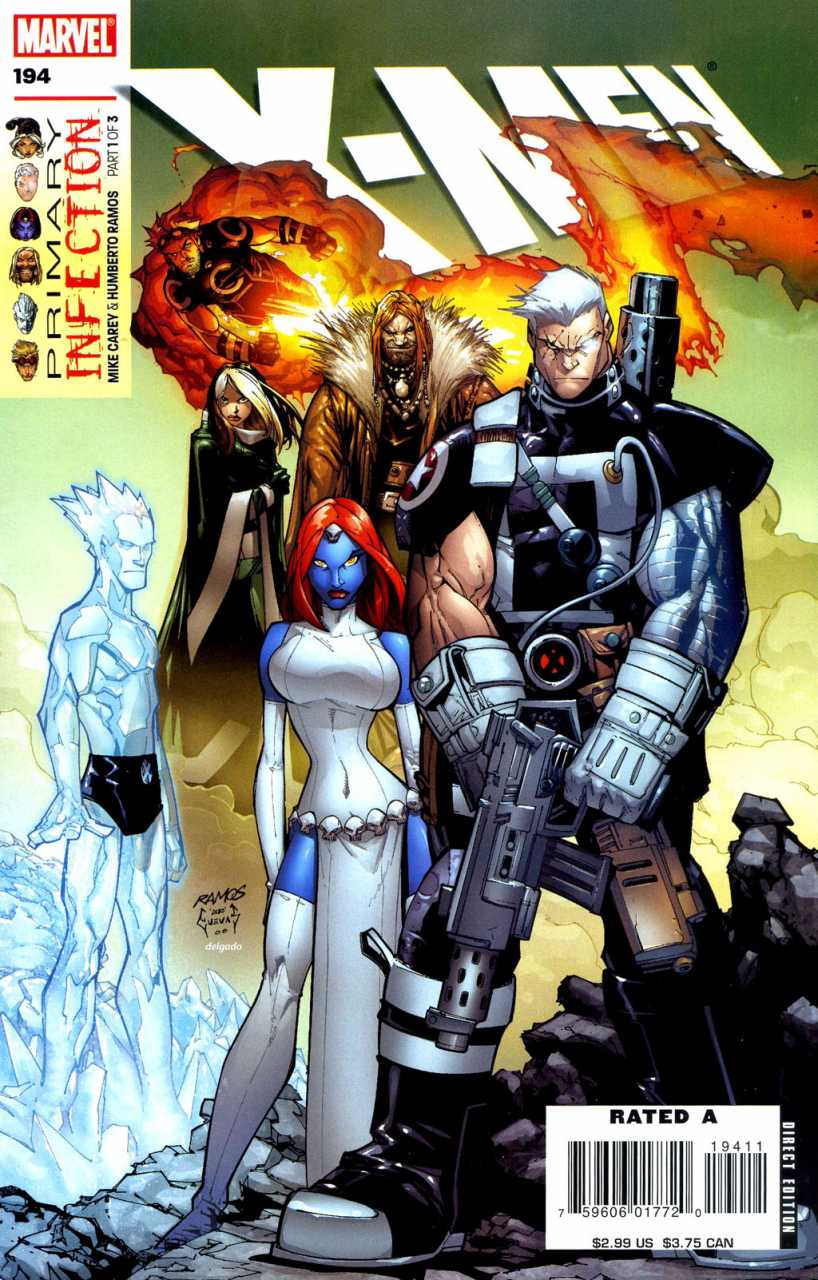 X-Men #194