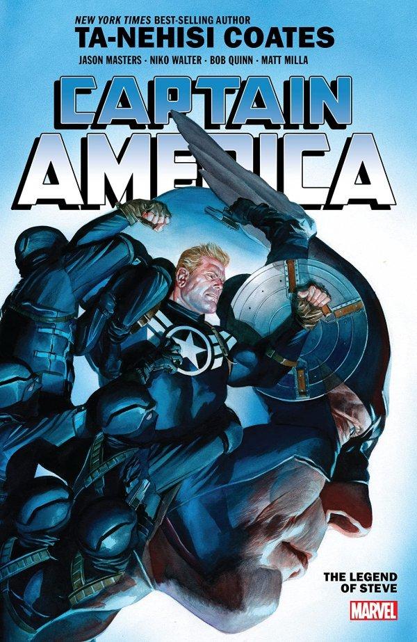 Captain America by Ta-Nehisi Coates Vol. 3: Legend of Steve TP