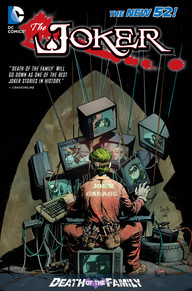 The Joker: Death of the Family TP