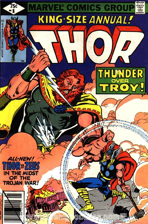 The Mighty Thor Annual #8
