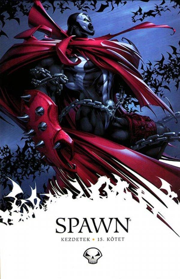 Spawn Kezdetek 15. Kötet HC