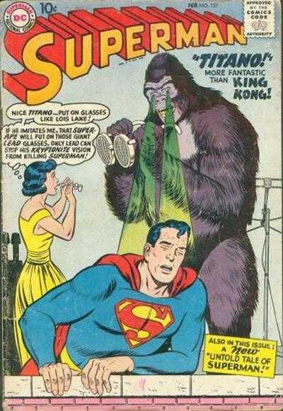 Superman #127