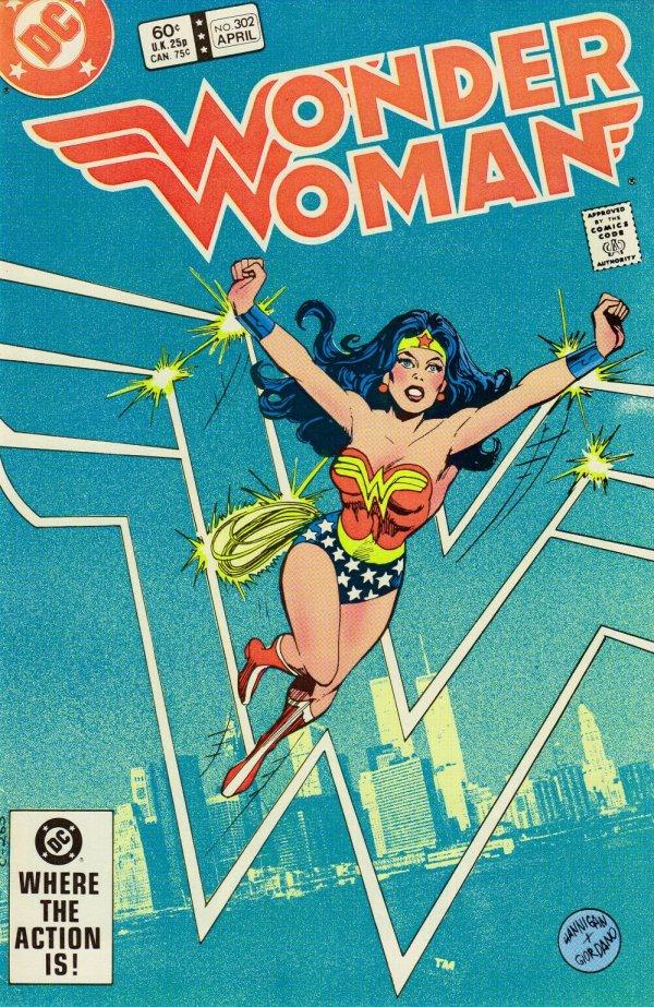 Wonder Woman #302