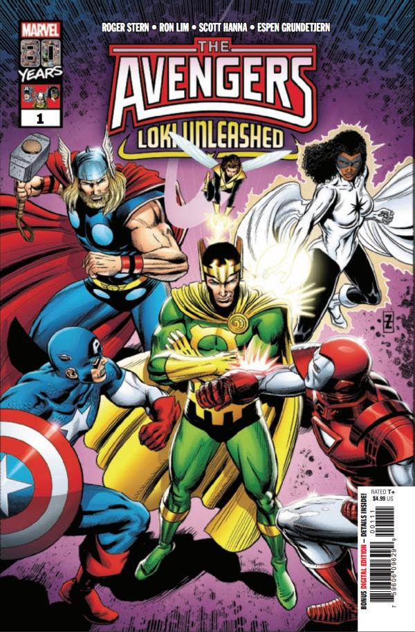 Avengers: Loki Unleashed! #1