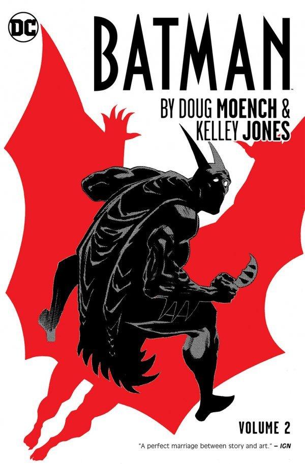 Batman By Doug Moench and Kelley Jones Vol. 2 HC