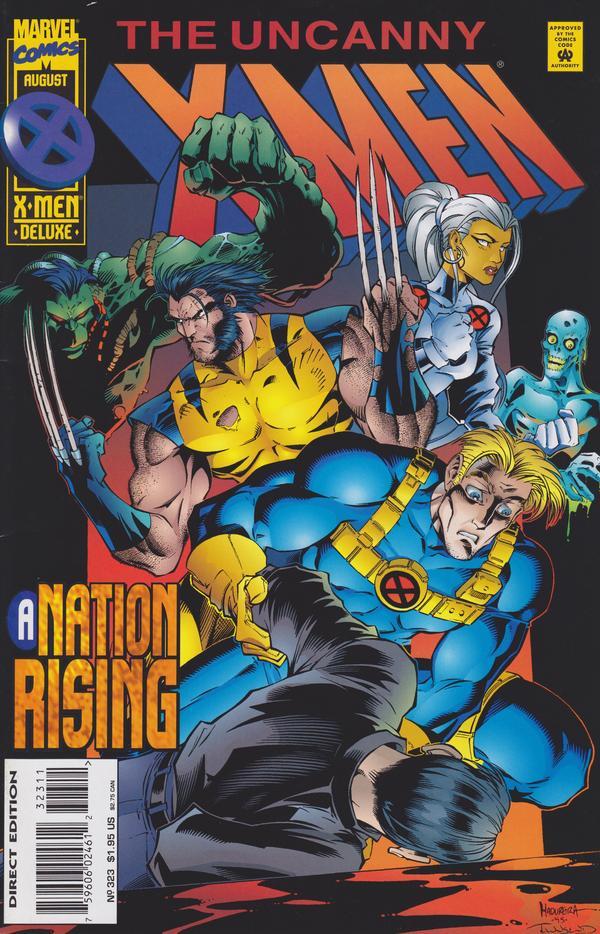 Uncanny X-Men #323