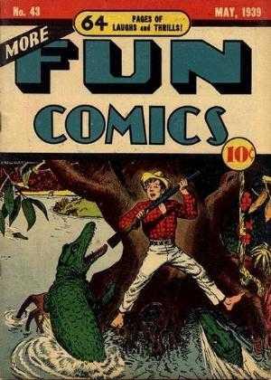 More Fun Comics #43