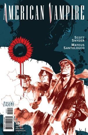 American Vampire #10