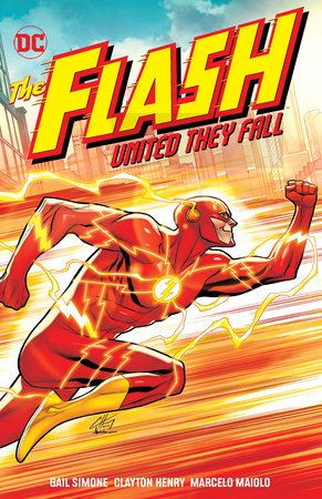 The Flash: United They Fall TP