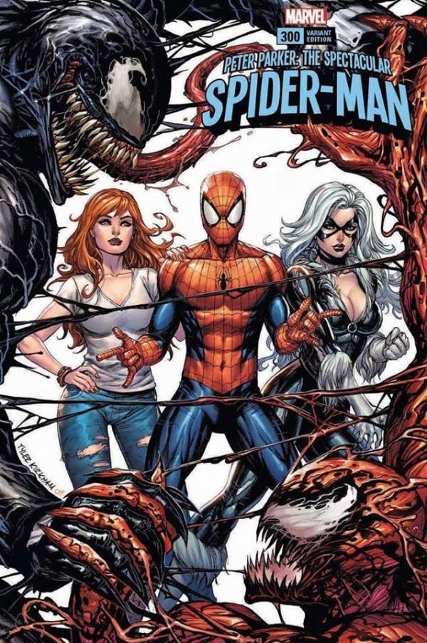 Peter Parker: The Spectacular Spider-Man #300