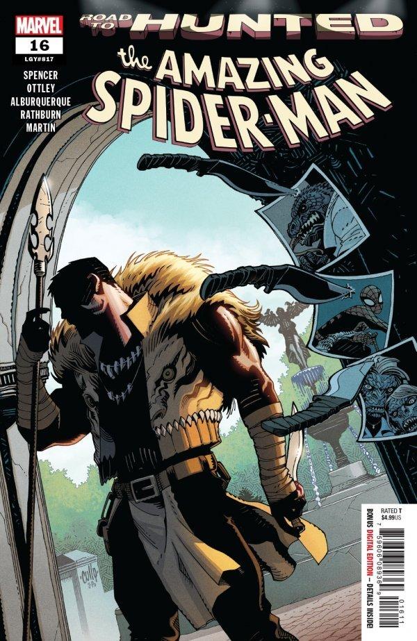 The Amazing Spider-Man #16