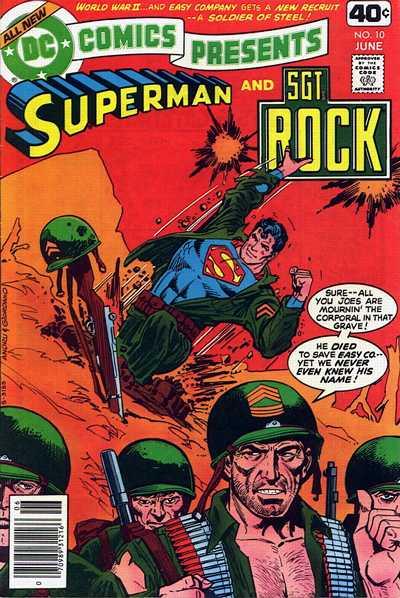 DC Comics Presents #10