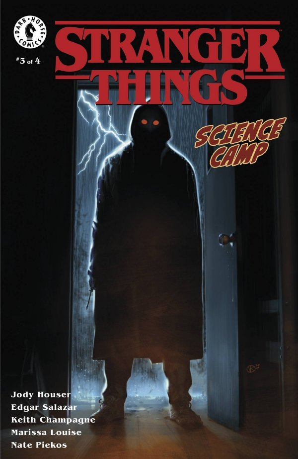 Stranger Things: Science Camp #3