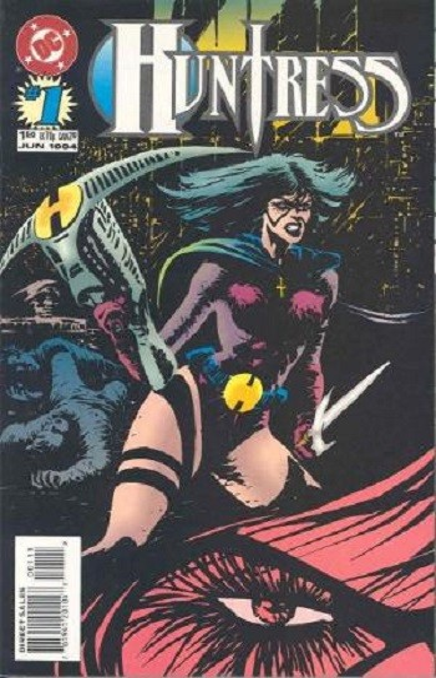 The Huntress #1