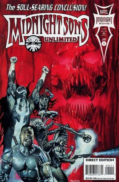 Midnight Sons Unlimited #4