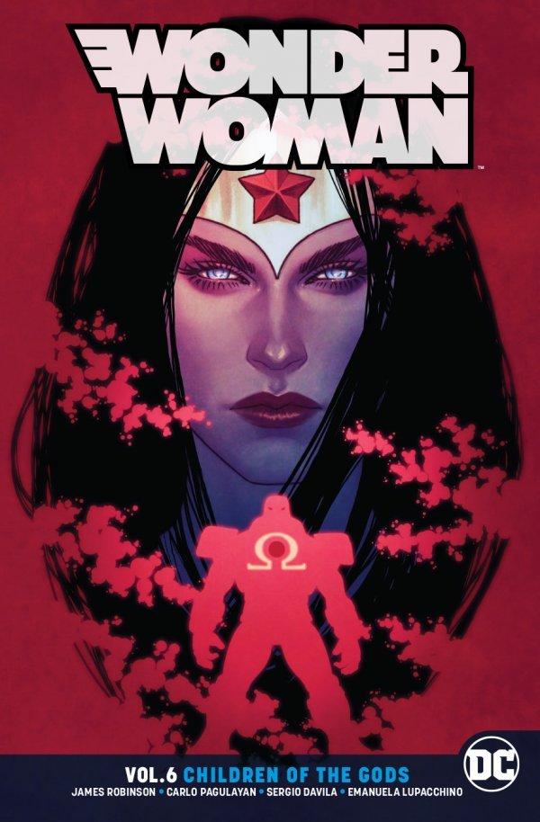 Wonder Woman Vol. 6: Children Of The Gods TP