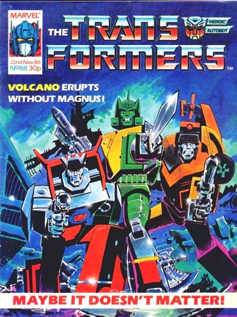 The Transformers #88