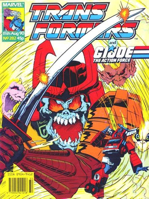 The Transformers #282