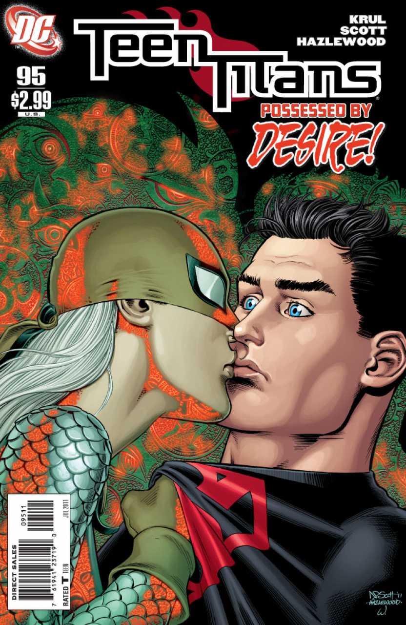 Teen Titans #95