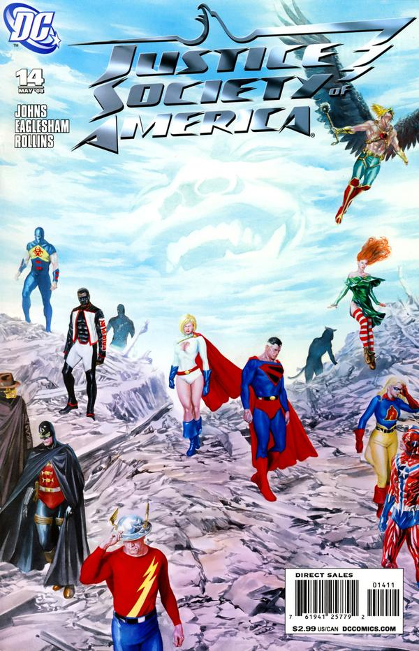 Justice Society of America #14