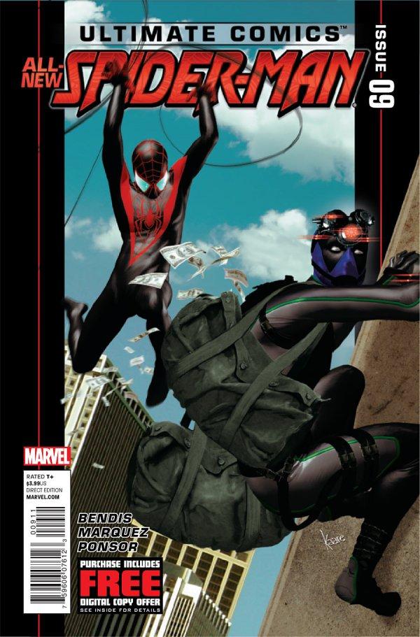 Ultimate Comics Spider-Man #9