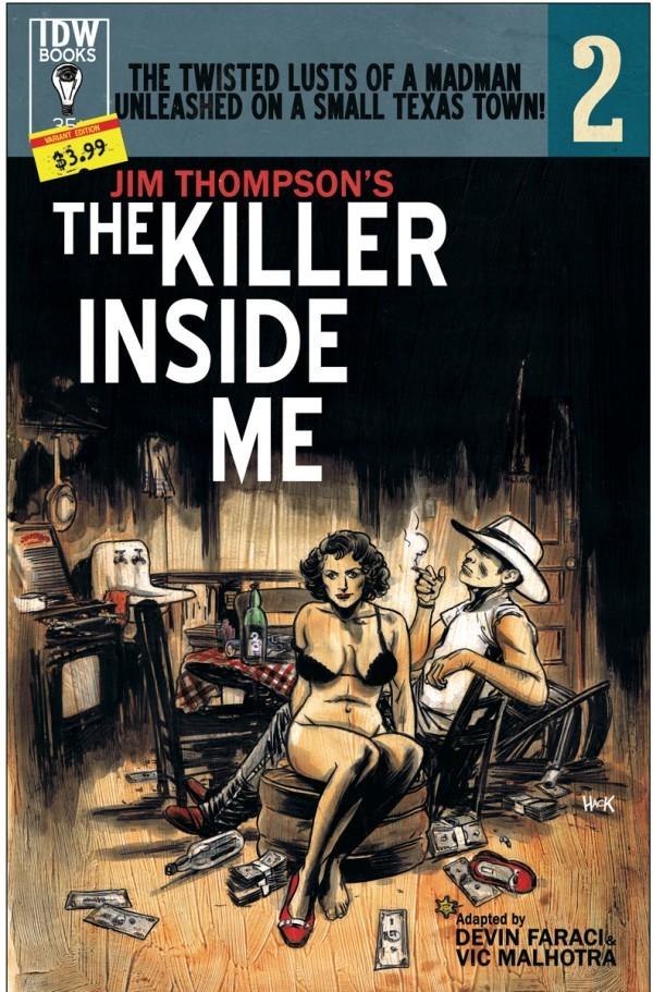 The Killer Inside Me #2