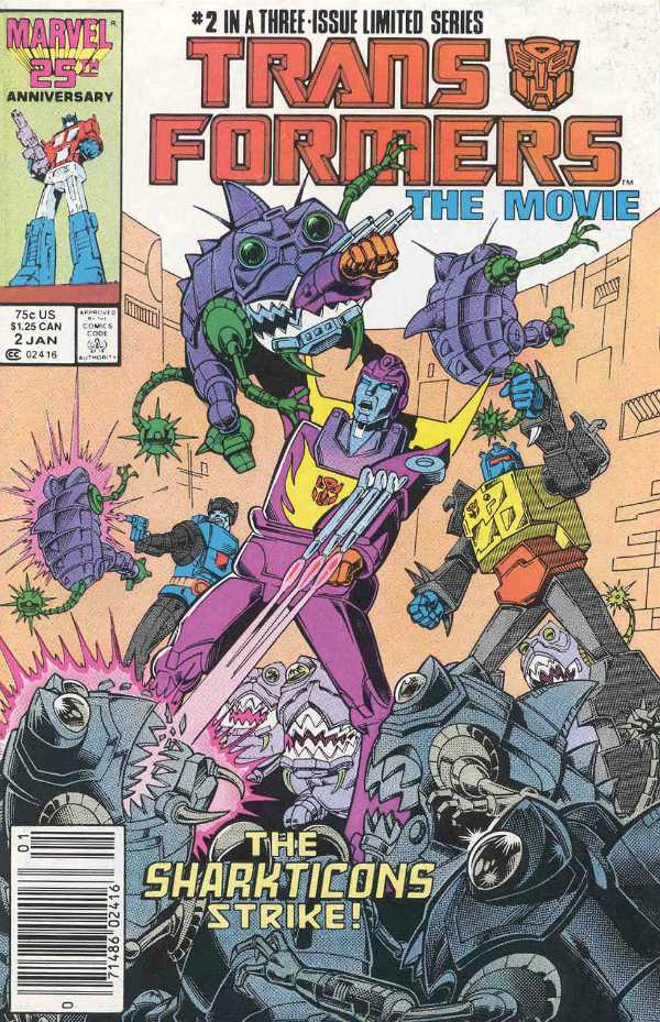 The Transformers: The Movie #2