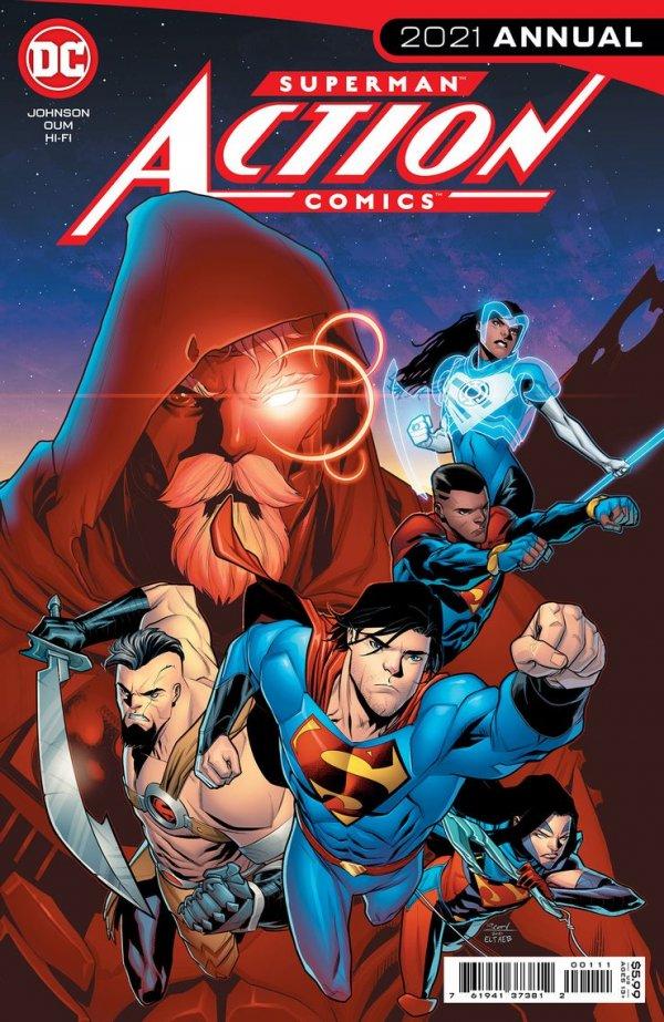 Action Comics Annual 2021 #1