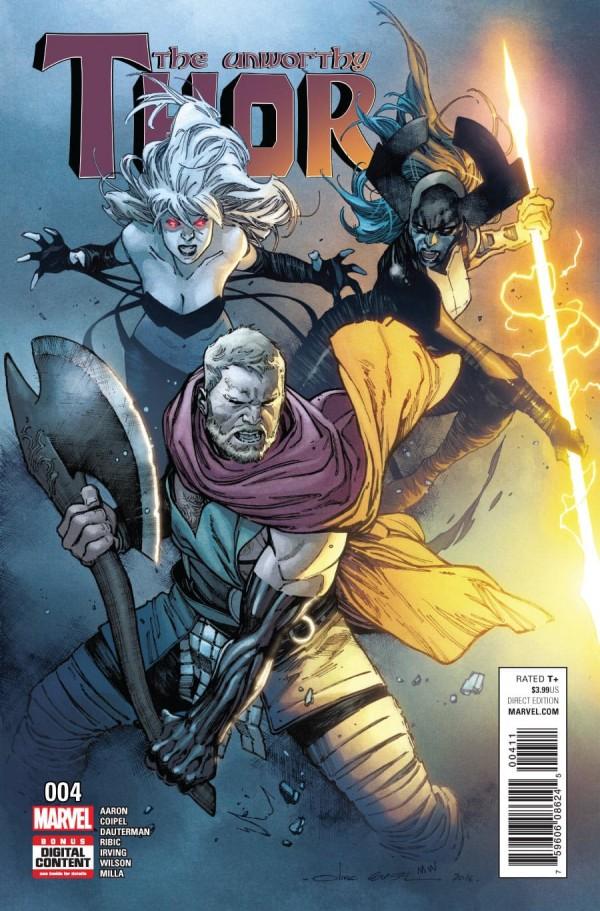 The Unworthy Thor #4