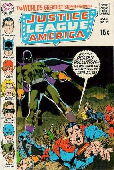 Justice League of America #79