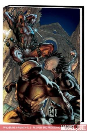 Wolverine: Origins Vol. 5: Deadpool Premiere HC