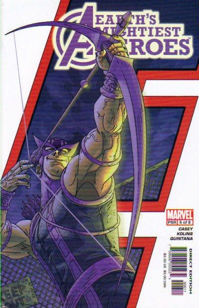 Avengers: Earth's Mightiest Heroes #6