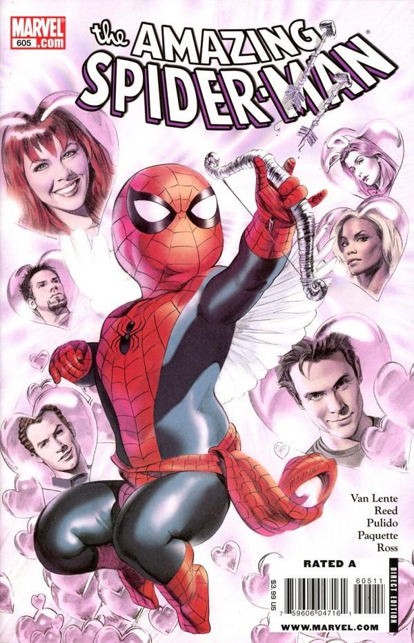 The Amazing Spider-Man #605
