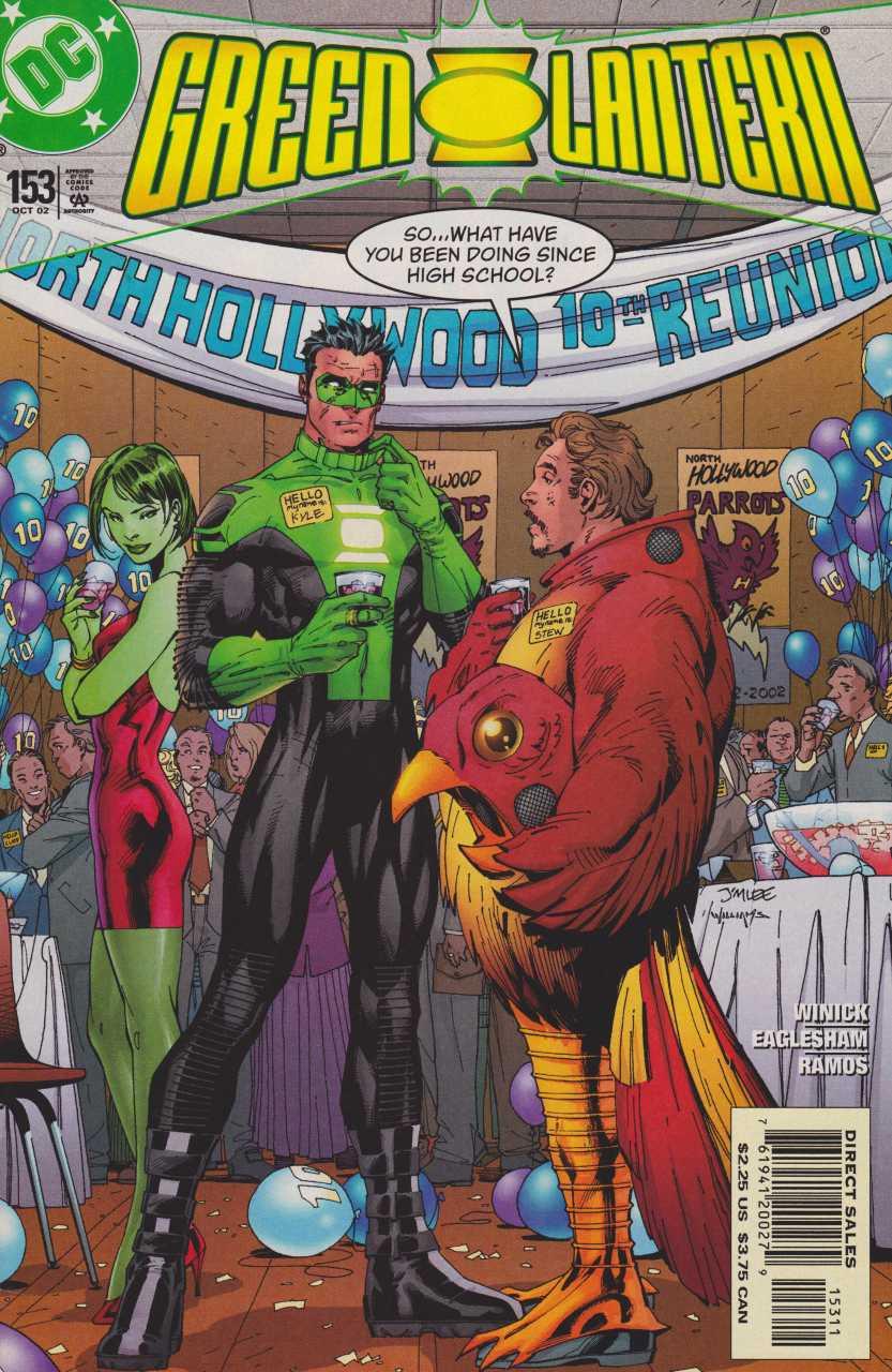Green Lantern #153
