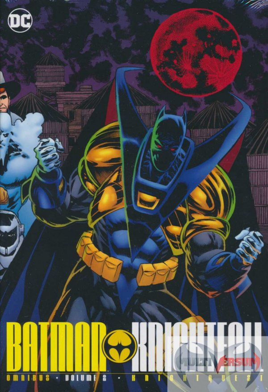 Batman Knightfall Omnibus Vol. 2 HC