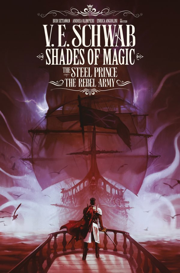 Shades Of Magic: The Rebel Army #3