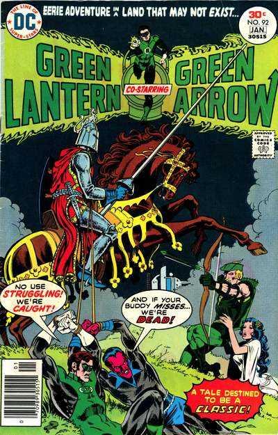 Green Lantern #92