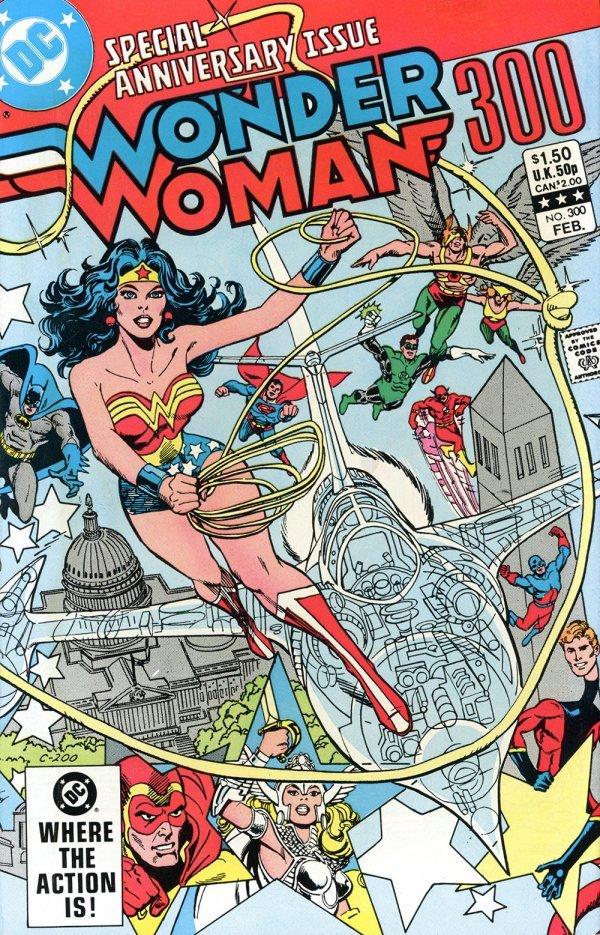 Wonder Woman #300