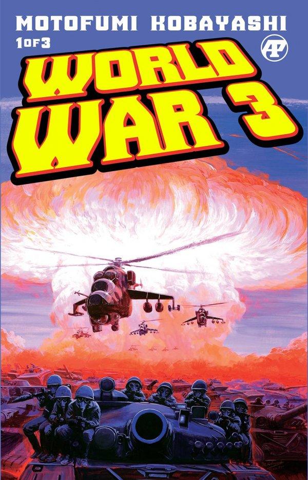 World War 3 #1