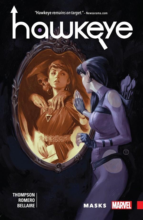 Hawkeye: Kate Bishop Vol. 2 - Masks TP