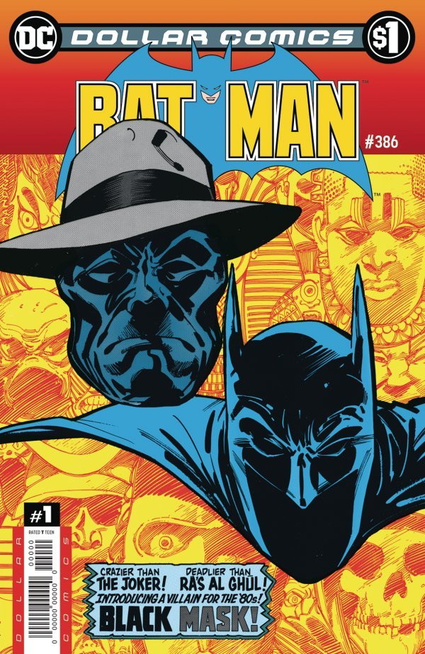 Dollar Comics: Batman #386