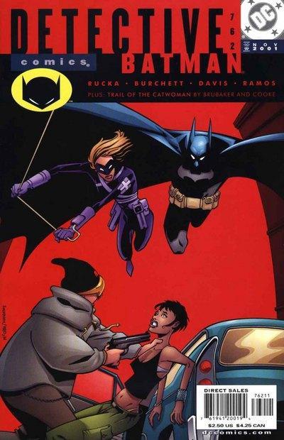 Detective Comics #762