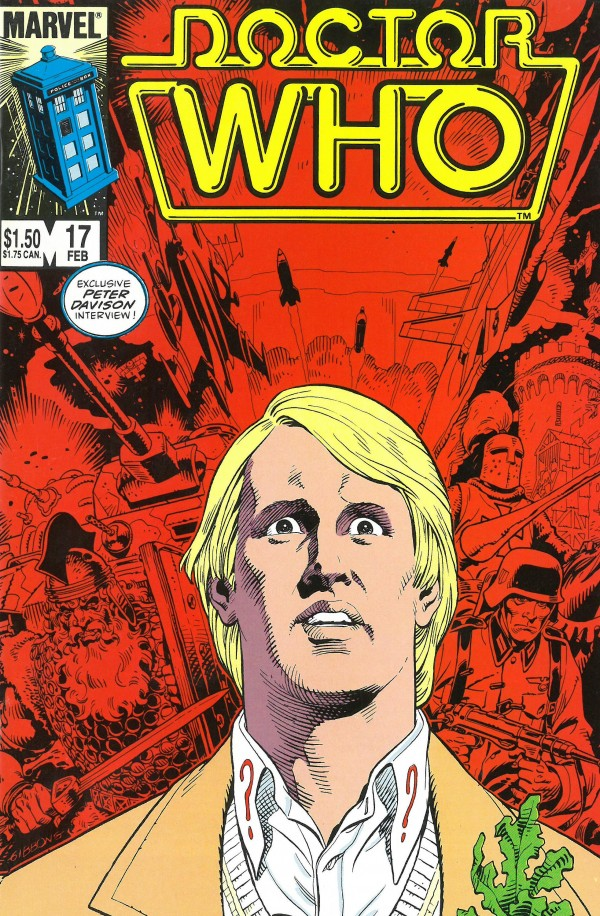 Doctor Who #17