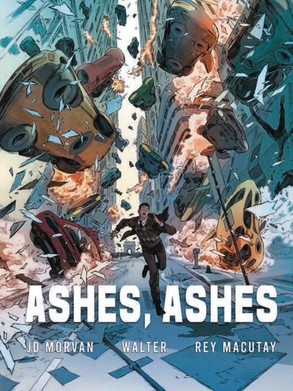 Ashes, Ashes HC
